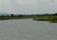 The Source of the Blue Nile from Lake Tana