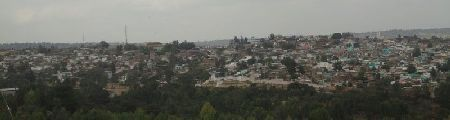 View at Harar-Jugol